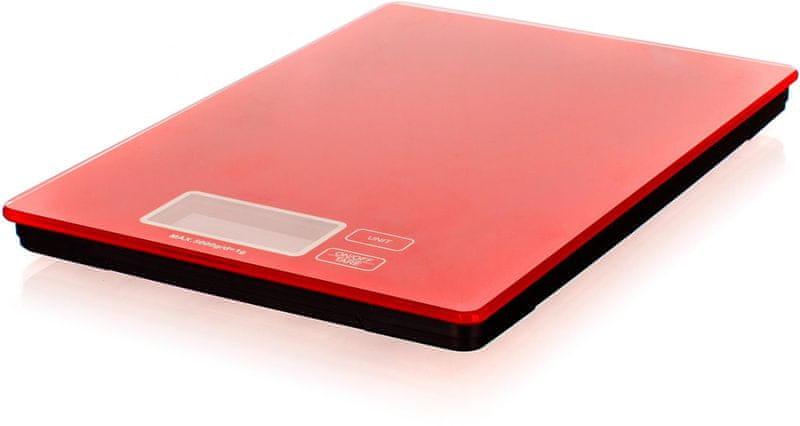 Banquet Digitální kuchyňská váha 5kg Red Culinaria