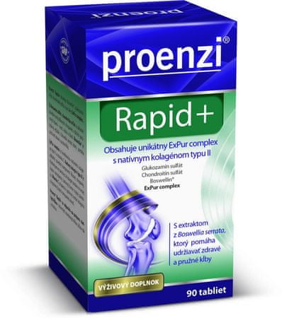 Proenzi arthrostop rapid plus tbl 1x90 ks