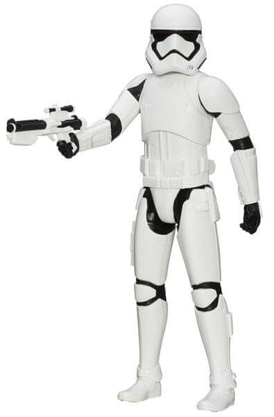 Star Wars Epizoda 7 hrdinská figurka - Stormtrooper