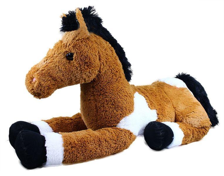 Rappa Plyšový kůň MAXI, 100 cm