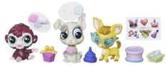 Littlest Pet Shop Zvieratko s doplnkom - Park party