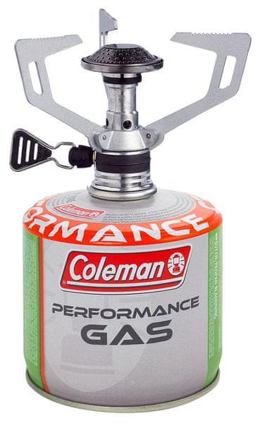 Coleman F1 Spirit + kartuše C 300 Performance