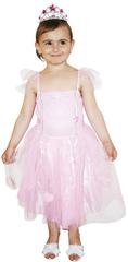 Rappa kostum Roza princesa
