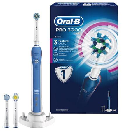Oral-B szczoteczka elektryczna Professional Care PRO 3000