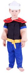Rappa kostum mornar Pepe