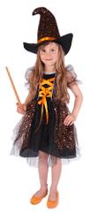 Rappa kostum Čarodejka Zvezdica