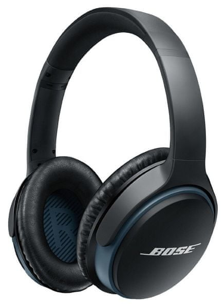 Bose SoundLink around-ear wireless II, černá