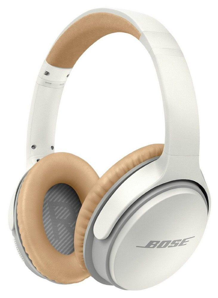 Bose SoundLink around-ear wireless II bezdrátová sluchátka, bílá - rozbaleno