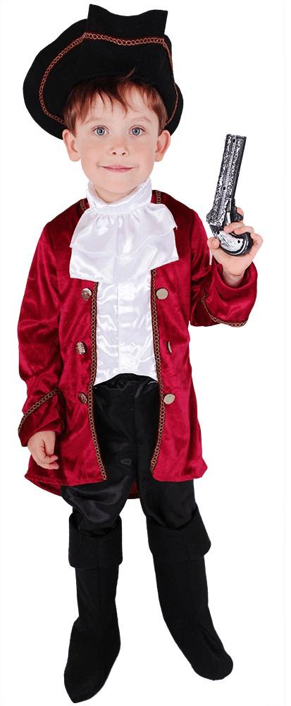 Rappa Kostým kapitán Hook L