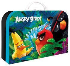 Karton P+P Kufřík lamino Angry Birds