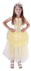Rappa kostum Princesa, rumena, M