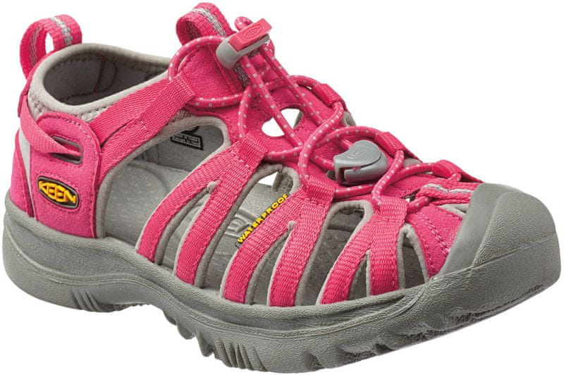 KEEN Whisper Jr Honeysuckle/Neutral Gray US 5 (37 EU)