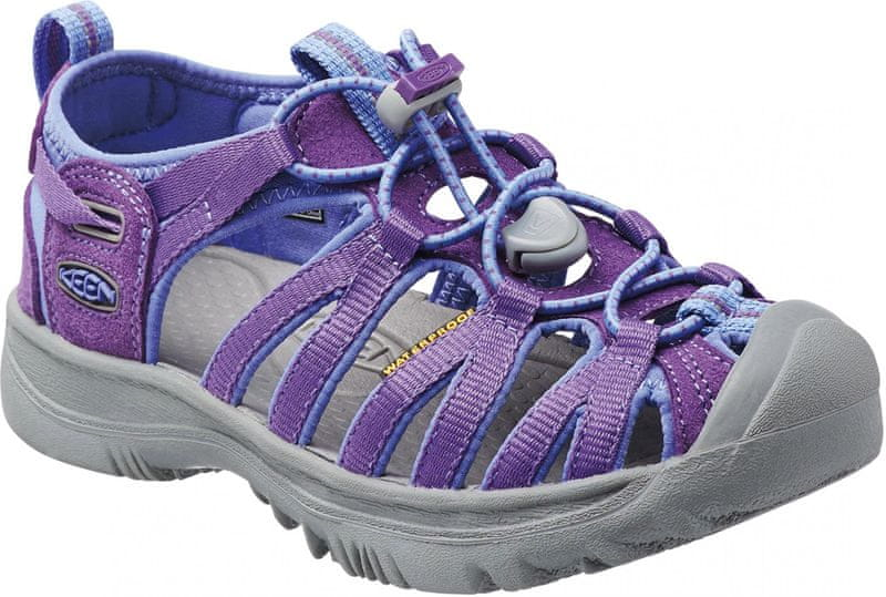 KEEN Whisper Jr Purple Heart/Periwinkle US 5 (37 EU)