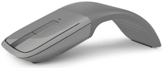 Microsoft Arc Touch Bluetooth 4.0 Mouse, šedá (7MP-00015)