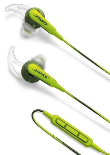 Bose SoundSport in-ear Apple, zelená