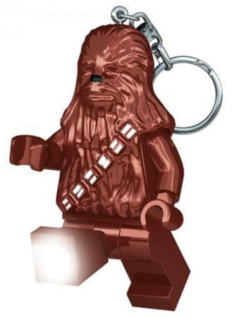 LEGO Star Wars Chewbacca obesek za ključe z led lučjo
