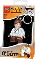 LEGO® Star Wars Han Solo privjesak za ključeve s LED svjetlom