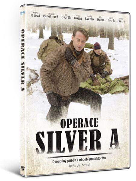 Operace Silver A - DVD