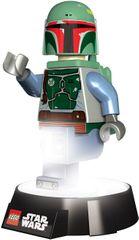 LEGO® Star Wars Boba Fett - baterka a noční lampa