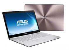 Asus prenosnik N752VX-GC107T i7/12GB/1TB + 256 GB SSD/GTX950M/W10