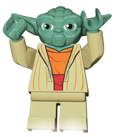 LEGO figura Star Wars: Yoda s svetilko