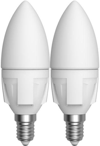 Skylighting LED žárovka svíčka E14 6W