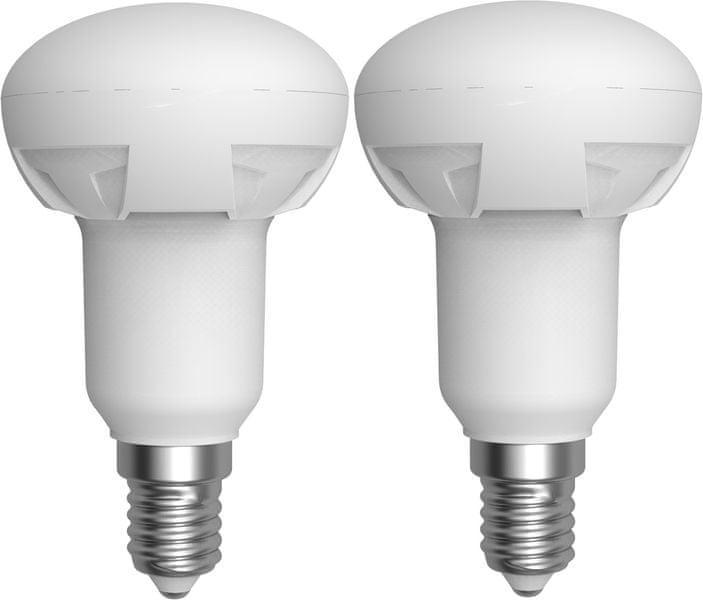Skylighting LED žárovka R50 E14, teplá bílá
