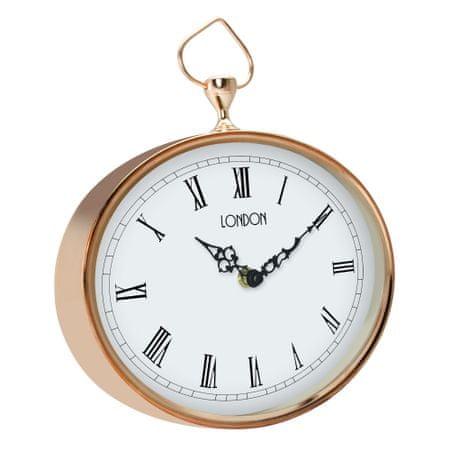 Time Life Nástěnné hodiny TL-170 bronzová
