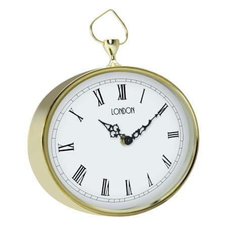 Time Life Nástěnné hodiny TL-170 zlatá