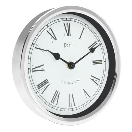 Time Life Nástěnné hodiny TL-171 stříbrná