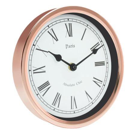 Time Life Nástěnné hodiny TL-171 bronzová