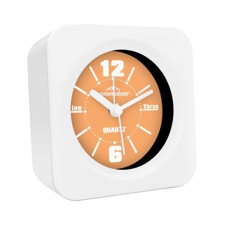 TimeLife Stolní budík TL-233 oranžová