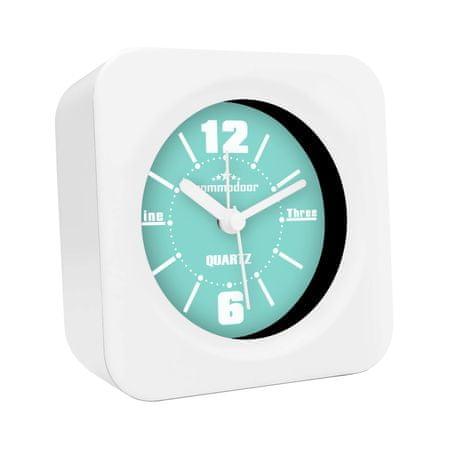 TimeLife Asztali ébresztőóra TL-233 türkiz