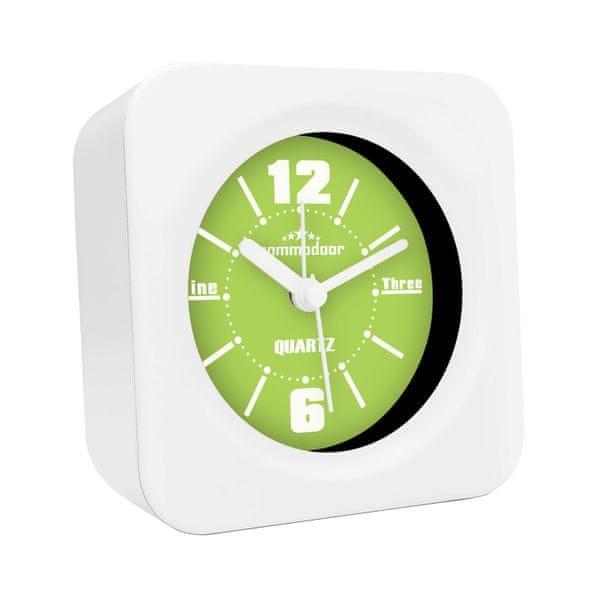 Time Life Stolní budík TL-233 zelená