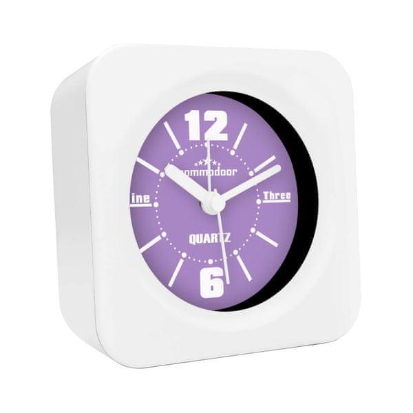 Time Life Stolní budík TL-233 fialová