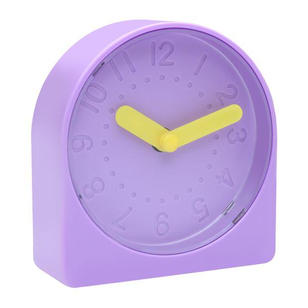 Time Life Stolní budík TL-234 fialová