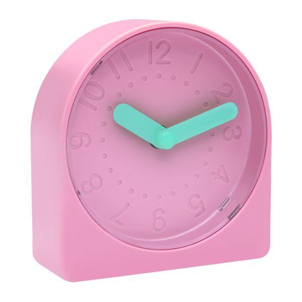 Time Life Stolní budík TL-234 růžová