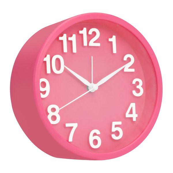 Time Life Stolní budík TL-235 růžová