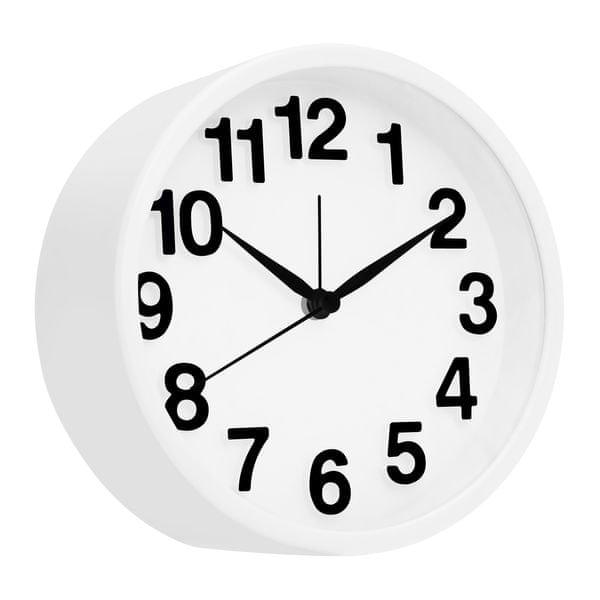 Time Life Stolní budík TL-235 bílá