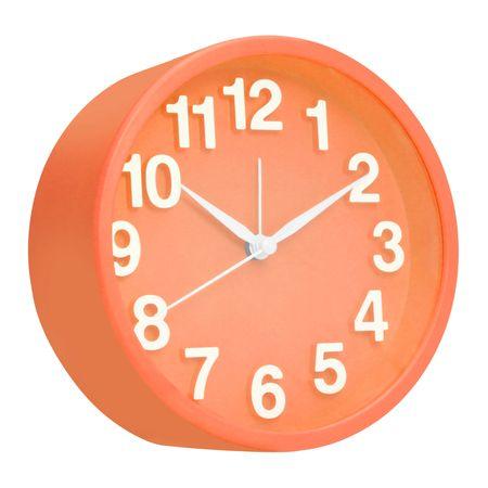 TimeLife namizna budilka TL-235, oranžna
