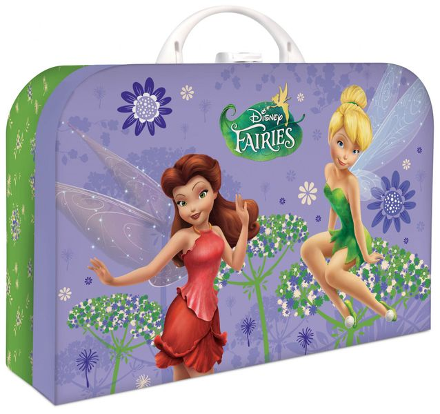 Karton P+P Fairies Lamino kufřík