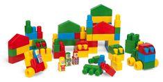 Wader Kostky Middle Blocks plast 33ks