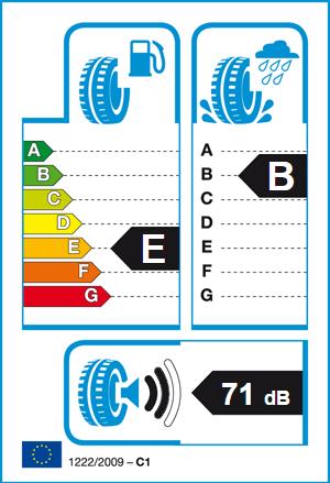 Falken auto guma Ziex ZE 914 Ecorun 195/40R17 81W XL