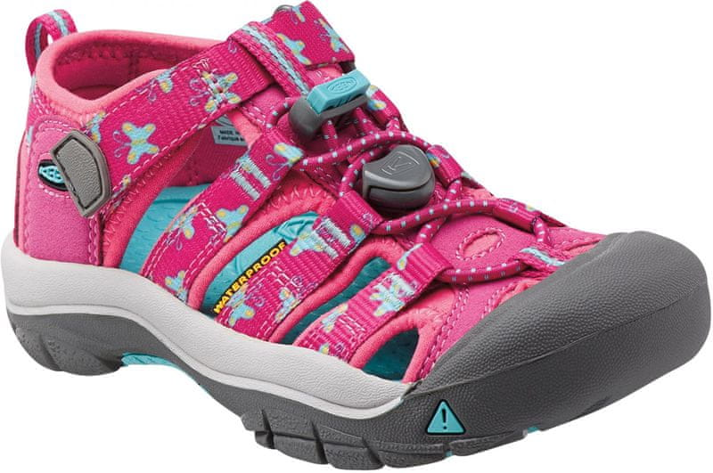 KEEN Newport H2 K Very Berry Butterfly US 11 (29 EU)