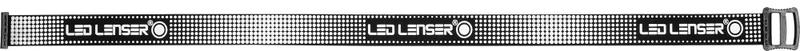 LEDLENSER Reflexní čelenka SEO šedá