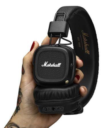 MARSHALL Major II Bluetooth Fejhallgató 2f58aac4fd