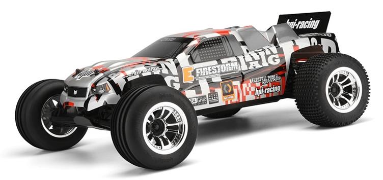 HPI RC Auto E-Firestorm 10T RTR 2,4GHz