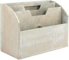 Time Life Úložný box dřevěný