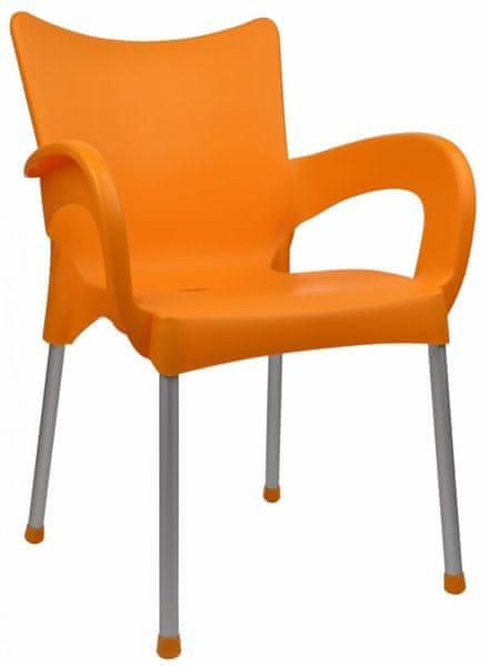 MEGA PLAST Dolce MP463 oranžová