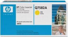 HP toner žlutý (Q7582A)